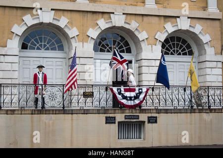 The Old Exchange Charleston - Stock Photo