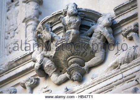 Cantilever, Ubeda, Jaen province, Spain - Stock Photo
