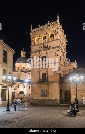 The Palacio de Monterrey  Salamanca, Spain. - Stock Photo