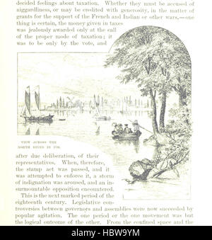 Image taken from page 151 of 'The Memorial History of the City of New York from its first settlement to the year, - Stock Photo