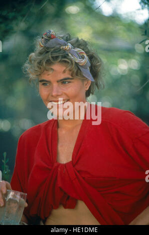Creator, aka: Creator - Der Professor und die Sünde, USA 1985, Regie: Ivan Passer, Darsteller: Mariel Hemingway - Stock Photo