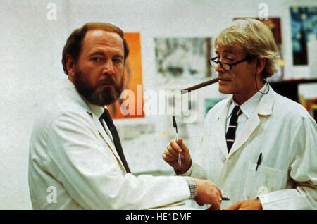 Creator, aka: Creator - Der Professor und die Sünde, USA 1985, Regie: Ivan Passer, Darsteller: David Ogden Stiers, - Stock Photo