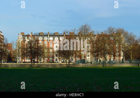 Burton Court, Franklins Row, Chelsea, London SW3, United Kingdom - Stock Photo