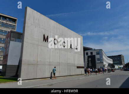 MOCAK, Museum, Lipowa, Krakau, Polen, museum, Cracow, Poland - Stock Photo