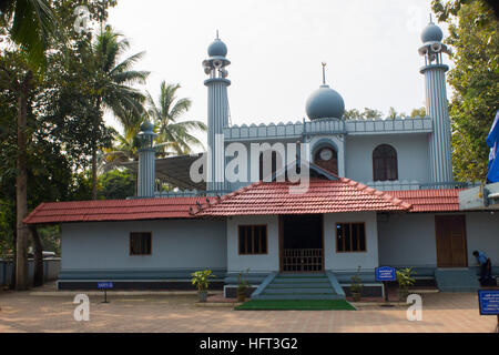 Cheraman Juma Mosque, Kodungallur - Stock Photo