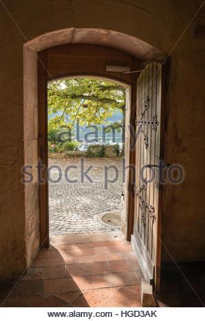 Abbey Lorch - Stock Photo