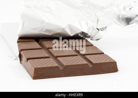 candy, dessert, chocolate, food, aliment, sweet, brown, brownish, brunette, - Stock Photo