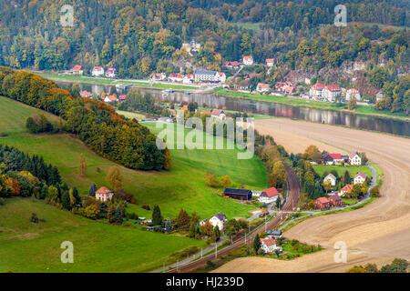 blue, tower, travel, houses, tree, trees, hill, park, stone, holiday, vacation, - Stock Photo