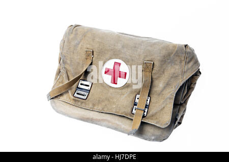 First aid kits - Stock Photo