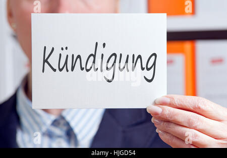 notice - Stock Photo