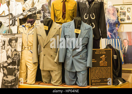 Inside the Ernest Tubb Record Shop, Nashville Tennessee - Stock Photo