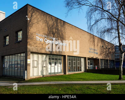 Hull School of Art and Design Associate College of the Open University Hull Yorkshire England - Stock Photo
