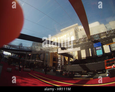 a_Red carper arrival 018 at the Dolby Theatre in  Los Angeles. February 23 and 24 2017 - Stock Photo