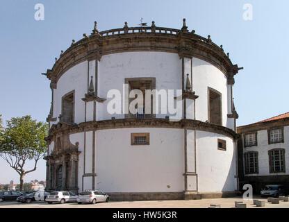 Serra do Pilar Monastery Porto Portugal - Stock Photo