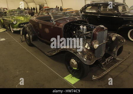 1932 Ford Roadster Sacramento Autorama 2017 - Stock Photo