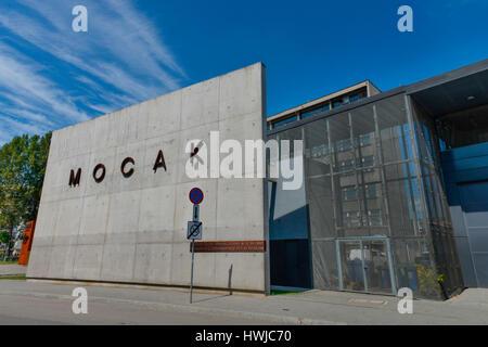 MOCAK, Museum, Lipowa, Krakau, Polen - Stock Photo