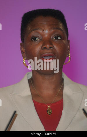 BARONESS AMOS LEADER OF THE HOUSE OF LORDS 30 September 2004 THE BRIGHTON CENTRE BRIGHTON ENGLAND - Stock Photo