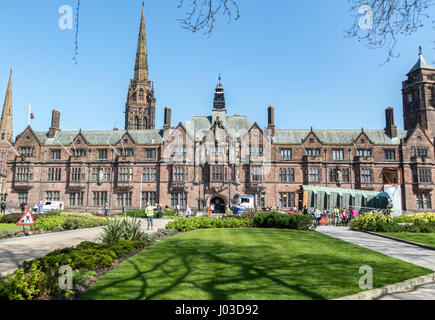 Coventry Council House in City Centre - Stock Photo
