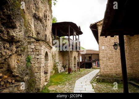 Monastery of Saint John the Baptist - Stock Photo