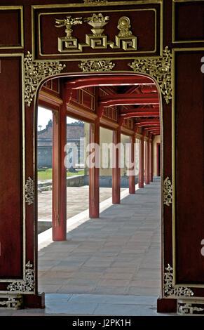 Citadel Hue Vietnam - Stock Photo