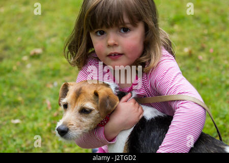 Samlesbury Hall, Preston, UK. 1st May, 2017. Samlesbury Hall's fifth Annual Fun Dog Show at Samlesbury Hall, Preston. - Stock Photo