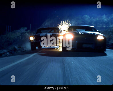 THE FAST AND THE FURIOUS: TOKYO DRIFT (2006)  JUSTIN LIN (DIR)  UNIVERSAL/MOVIESTORE COLLECTION LTD - Stock Photo