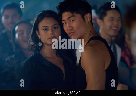 THE FAST AND THE FURIOUS: TOKYO DRIFT (2006)  NATHALIE KELLEY  BRIAN TEE  JUSTIN LIN (DIR)  UNIVERSAL/MOVIESTORE - Stock Photo