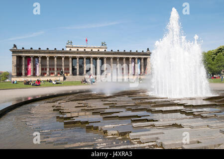Altes Museum, Berlin, Germany - Stock Photo
