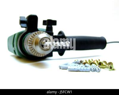 impact drill - Stock Photo