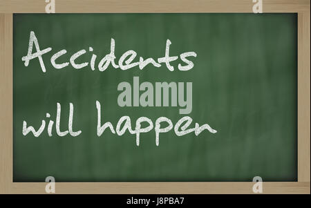 blackboard, wise, attentive, alert, friendly, teachably, concise, pronounced, - Stock Photo