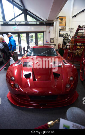 TVR T400R Le Mans Racing car - Stock Photo