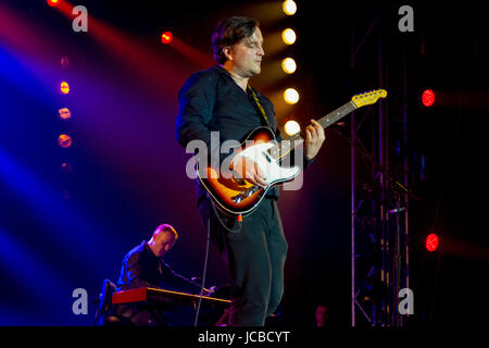 Starsailor at The Isle of Wight Festival 2017 - Stock Photo