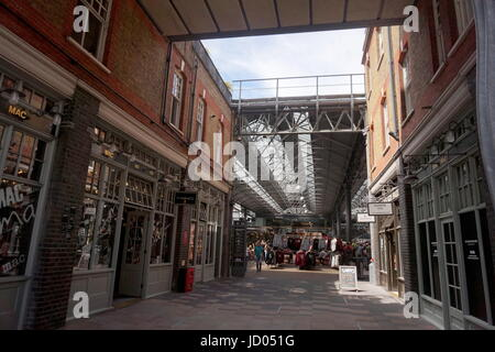 Spitafields Market, London - Stock Photo