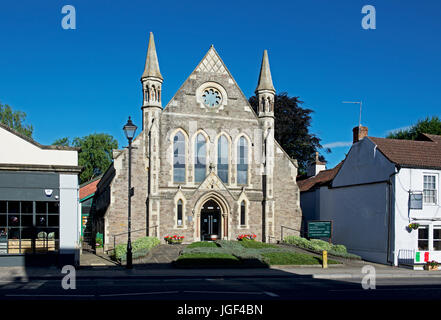 The Methodist Chapel in Thornbury, Gloucester, England UK - Stock Photo