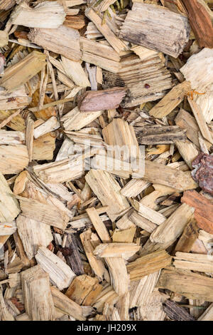 Textures of Wood chips. - Stock Photo