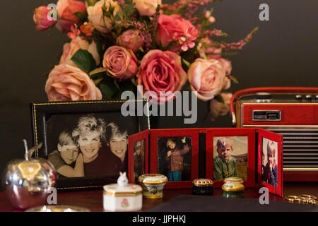 *** EMBARGOED to 00:01 BST, FRIDAY, 21 JULY 2017 *** Pictured: To mark the 20th anniversary of the death of Diana, - Stock Photo