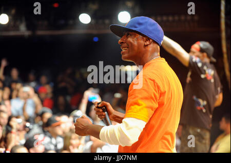 Mobb Deep perform House Blues Sunset May 28,2011 West Hollywood. - Stock Photo
