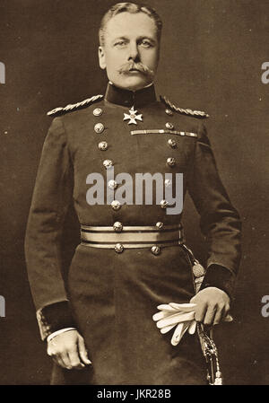 Portrait of Field Marshal Douglas Haig - Stock Photo