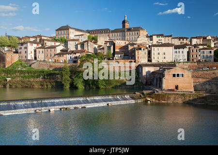 Episcopal City of Albi, France. - Stock Photo