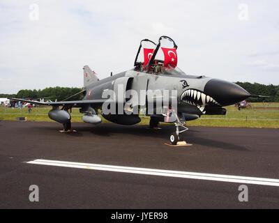 73 1020 (cn 4564) McDonnell Douglas F 4E 2020 Terminator, pic1 - Stock Photo