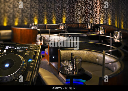 London Nightclub - Stock Photo