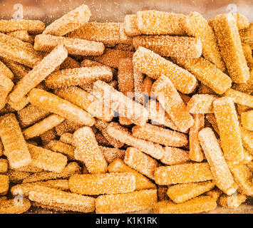 the zwiebacks - Stock Photo