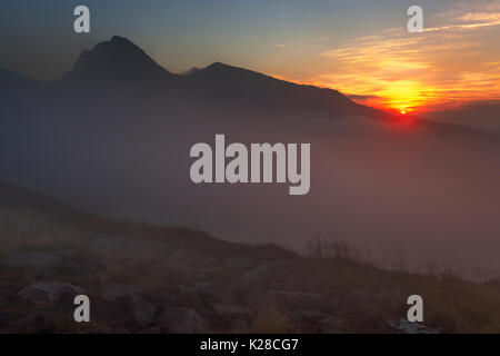 Tognazza, Alps, Lagorai, San Martino di Castrozza, Trentino, Italy. - Stock Photo