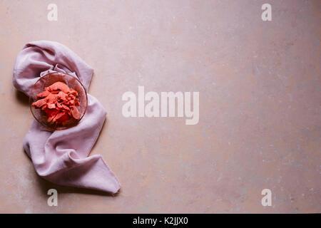 Pink Oyster Mushroom - Stock Photo