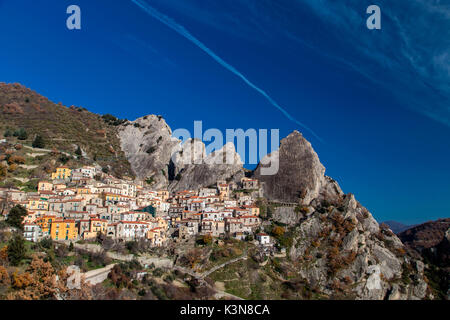 Castelmezzano, Basilicata, Italy - Stock Photo