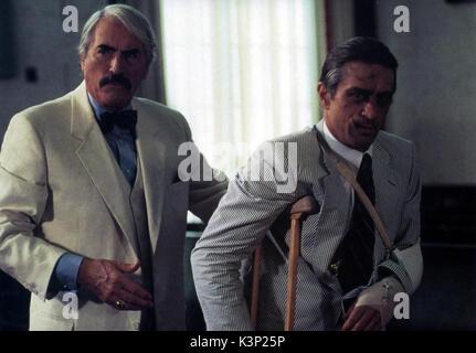CAPE FEAR [US 1991] GREGORY PECK, ROBERT DE NIRO     Date: 1991 - Stock Photo