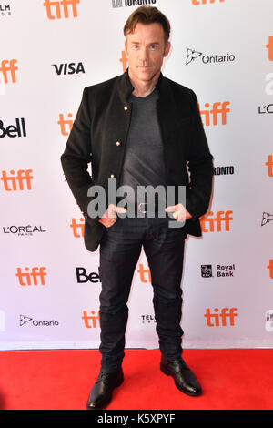 Toronto, Ontario, Canada. 10th Sep, 2017. TERRY NOTARY ttends 'The Square' premiere during the 2017 Toronto International - Stock Photo