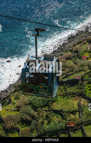cable car - Stock Photo