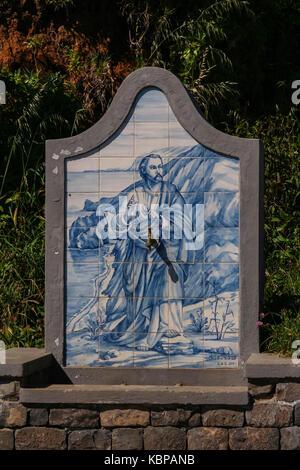 Saint Peter source - Stock Photo