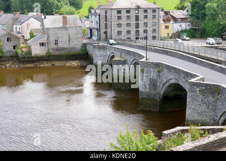 Cardigan Bridge - Stock Photo